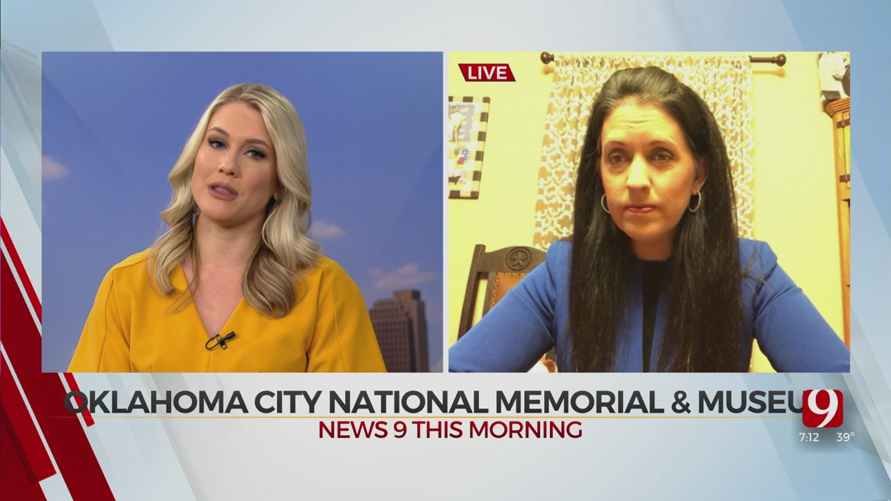 OKC National Memorial & Museum Focused On Healing For 26th Anniversary