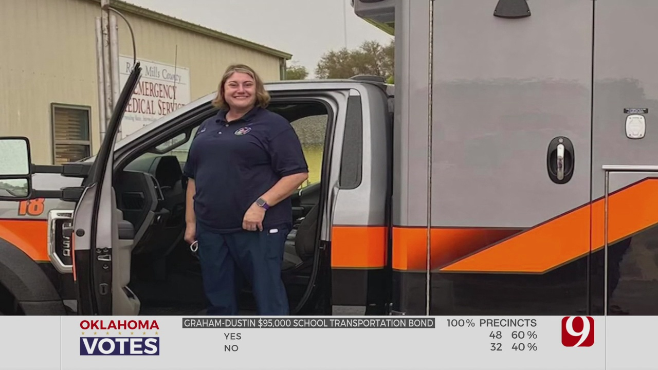 'This Is Unbelievable': Community Mourns Loss Of Paramedic, Sister-In-Law Murdered In Dewey Co.