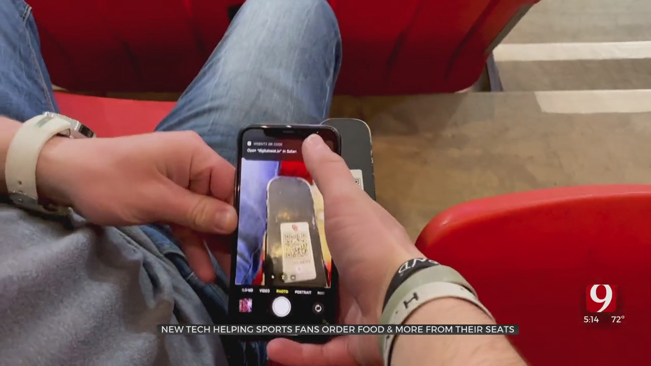 New Technology Helping Sports Fans Have Better Game Day Experience