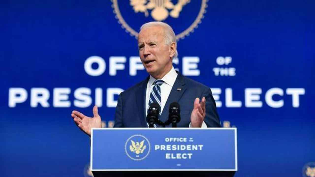 'I Wouldn't Hesitate': Biden Says He Would Take COVID-19 Vaccine