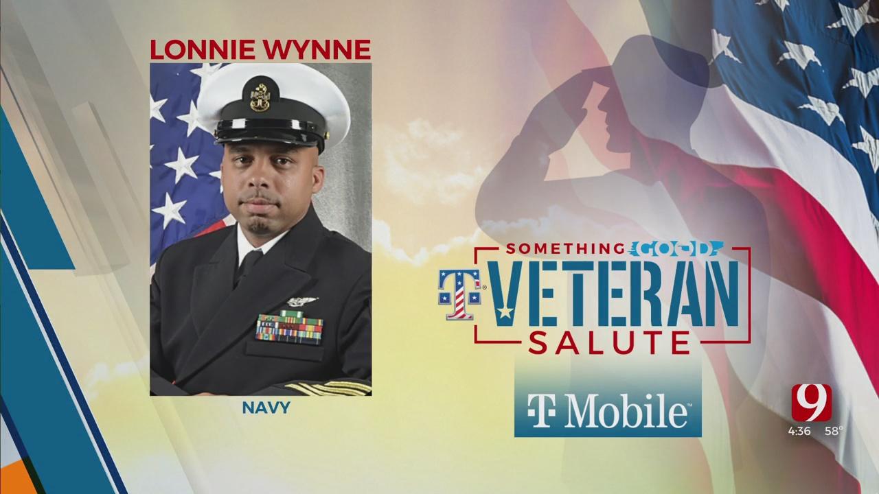 Veteran Salute: Lonnie Wynne
