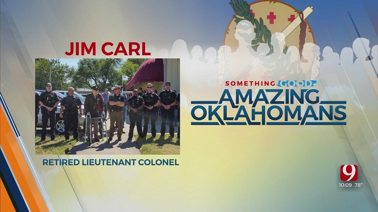 Amazing Oklahoman: Jim Carl Celebrates 100 Years