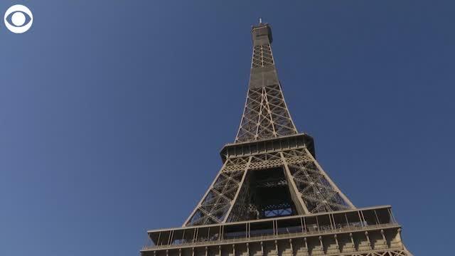 Eiffel Tower Reopens, Ending 104-Day Coronavirus Shutdown