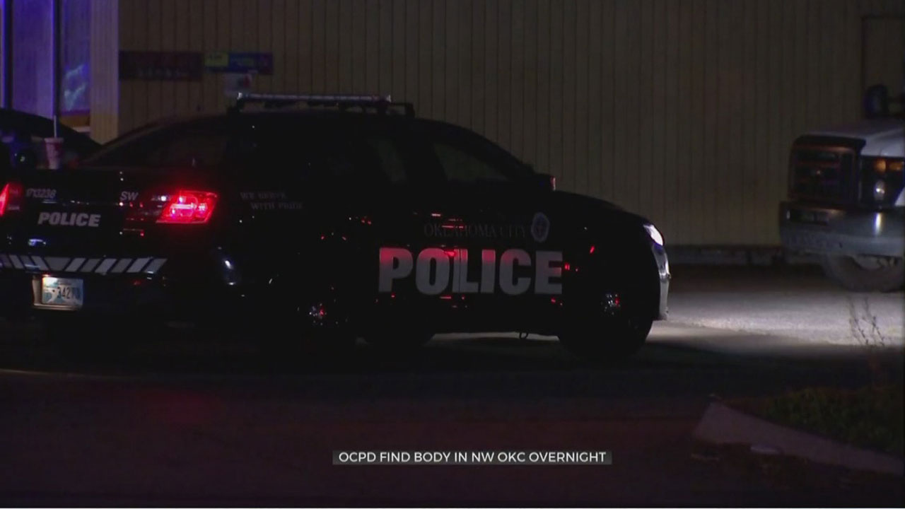 Police Find Body In NW OKC Overnight