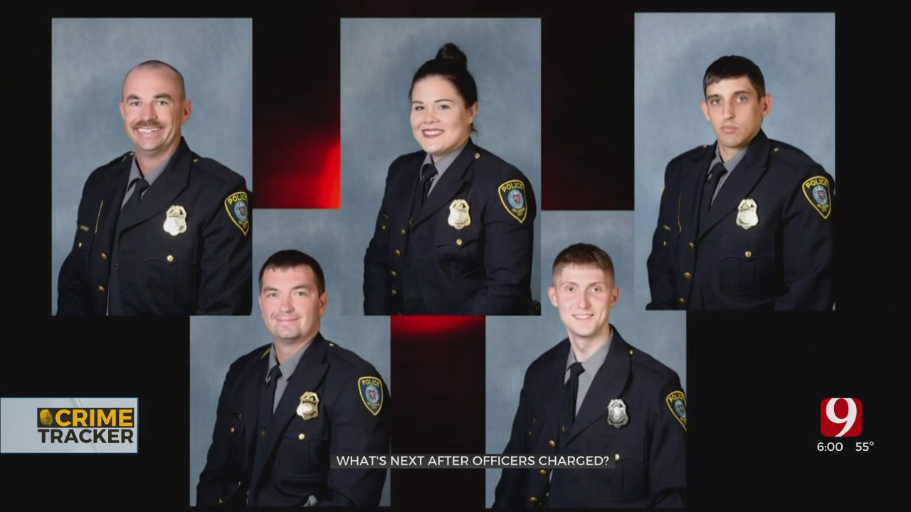 Okla. Co. DA Issues Arrest Warrants For 5 OCPD Officers Charged With Manslaughter