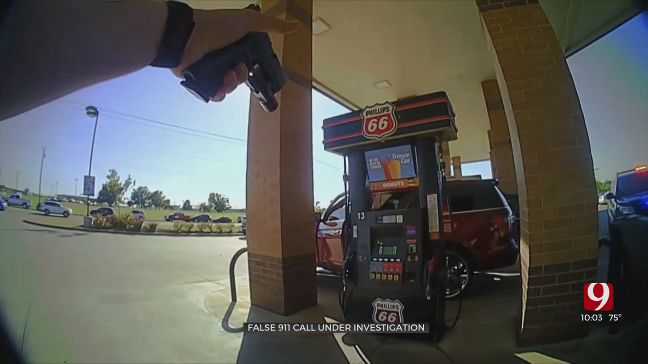 Norman Police Investigating Alleged False 911 Call Claiming Man Flashed A Gun