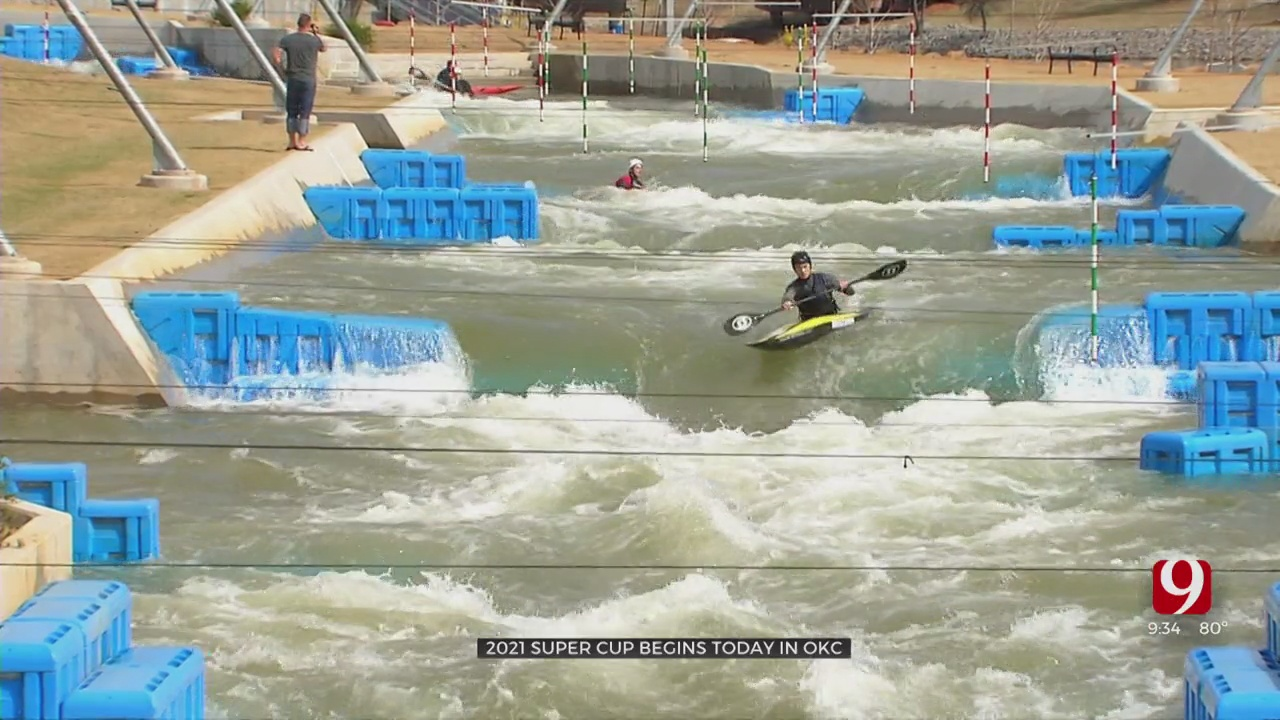 Riversport OKC Hosts Athletes From Around The World At ICF Super Cup