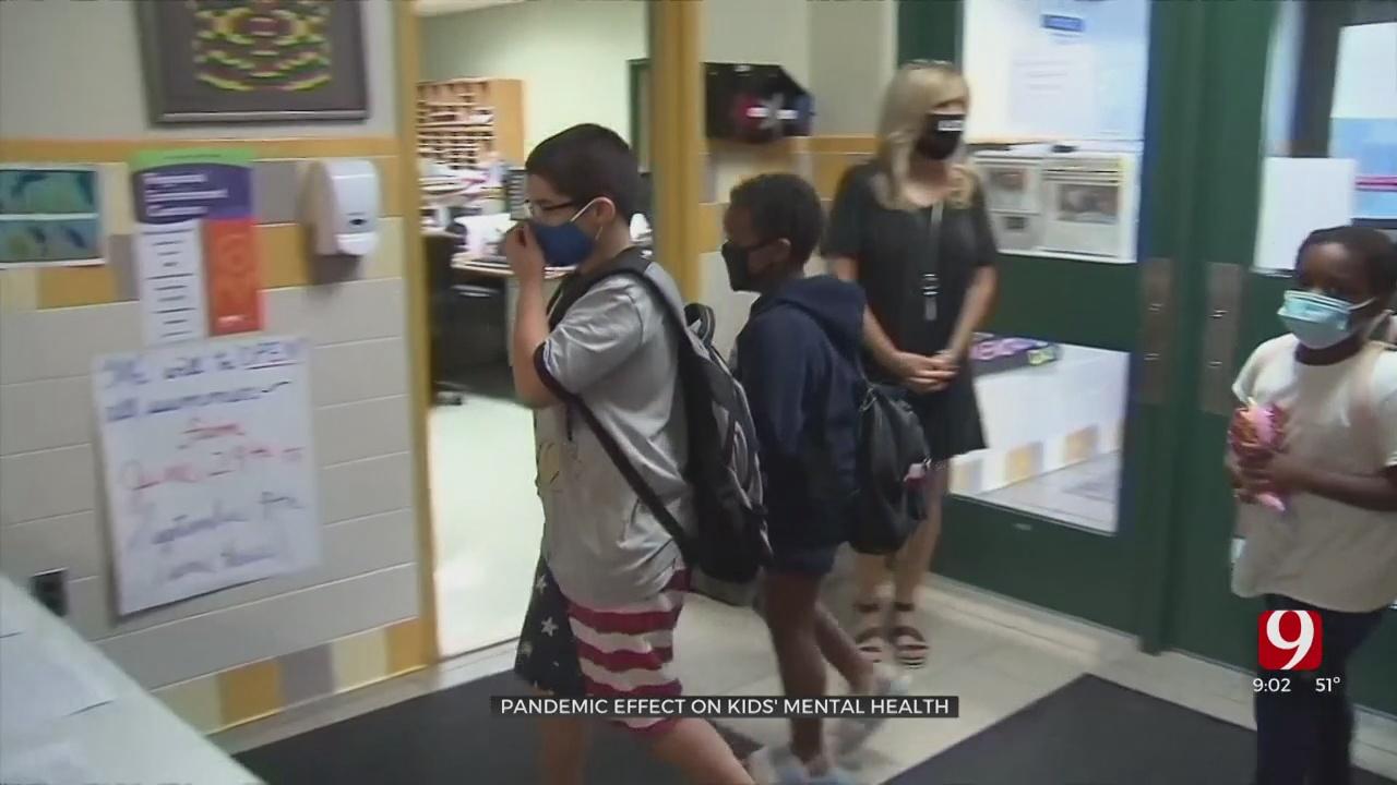 COVID-19 Pandemic Impact On Kids' Mental Health