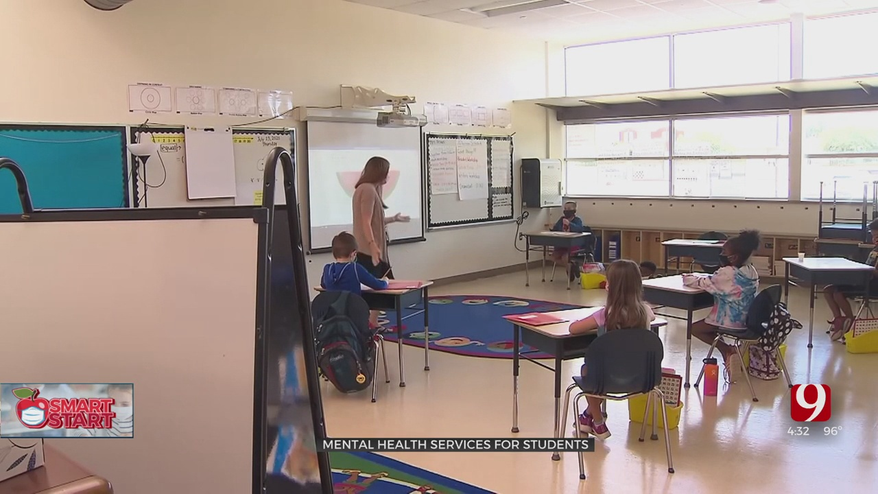 Schools Providing Mental Health Resources For Students In Need