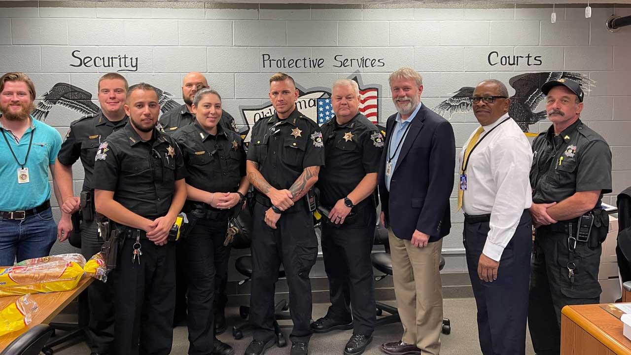 Amazing Oklahomans: Oklahoma County Deputies