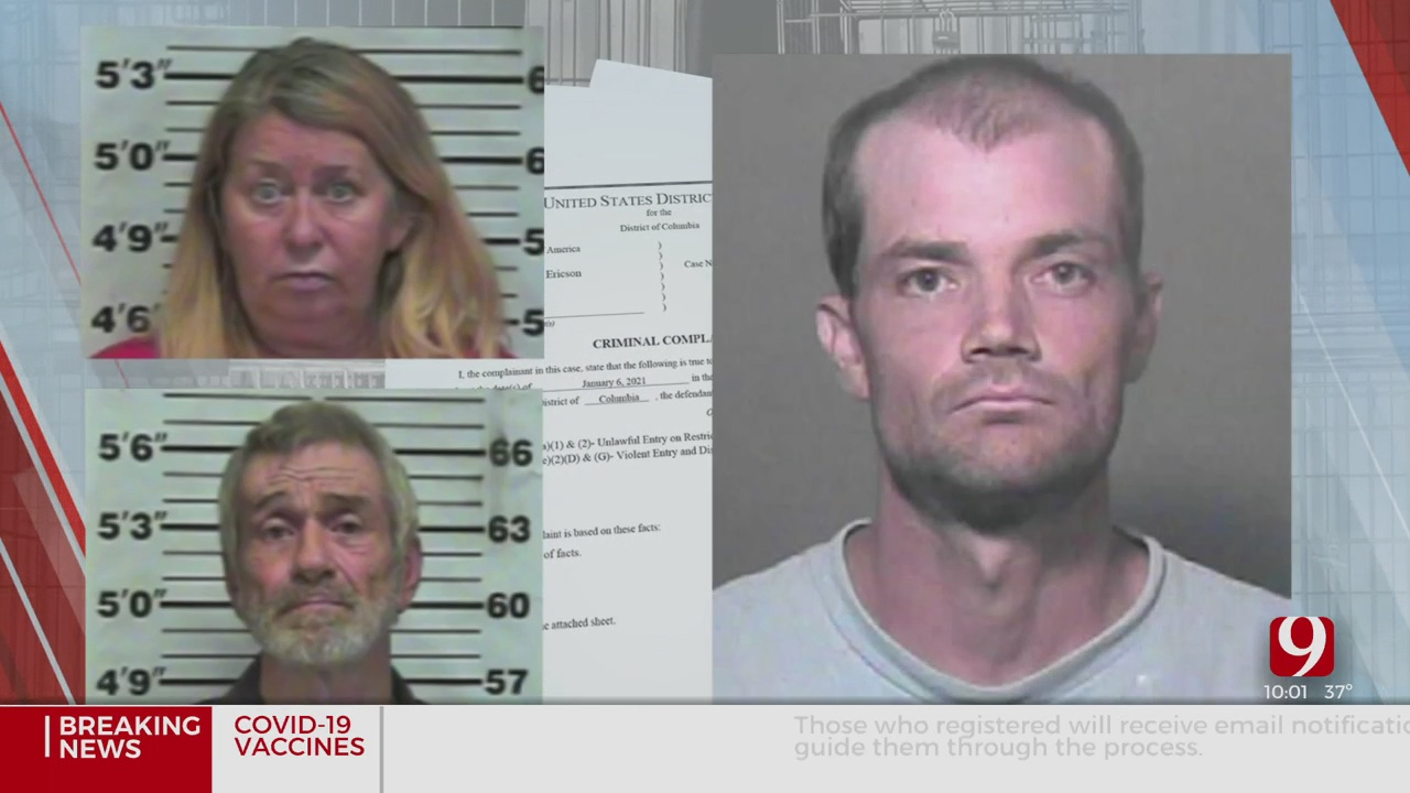 Nicoma Park Police: 3 Arrested, Accused Of Forcing Child To Live In Dog Cage