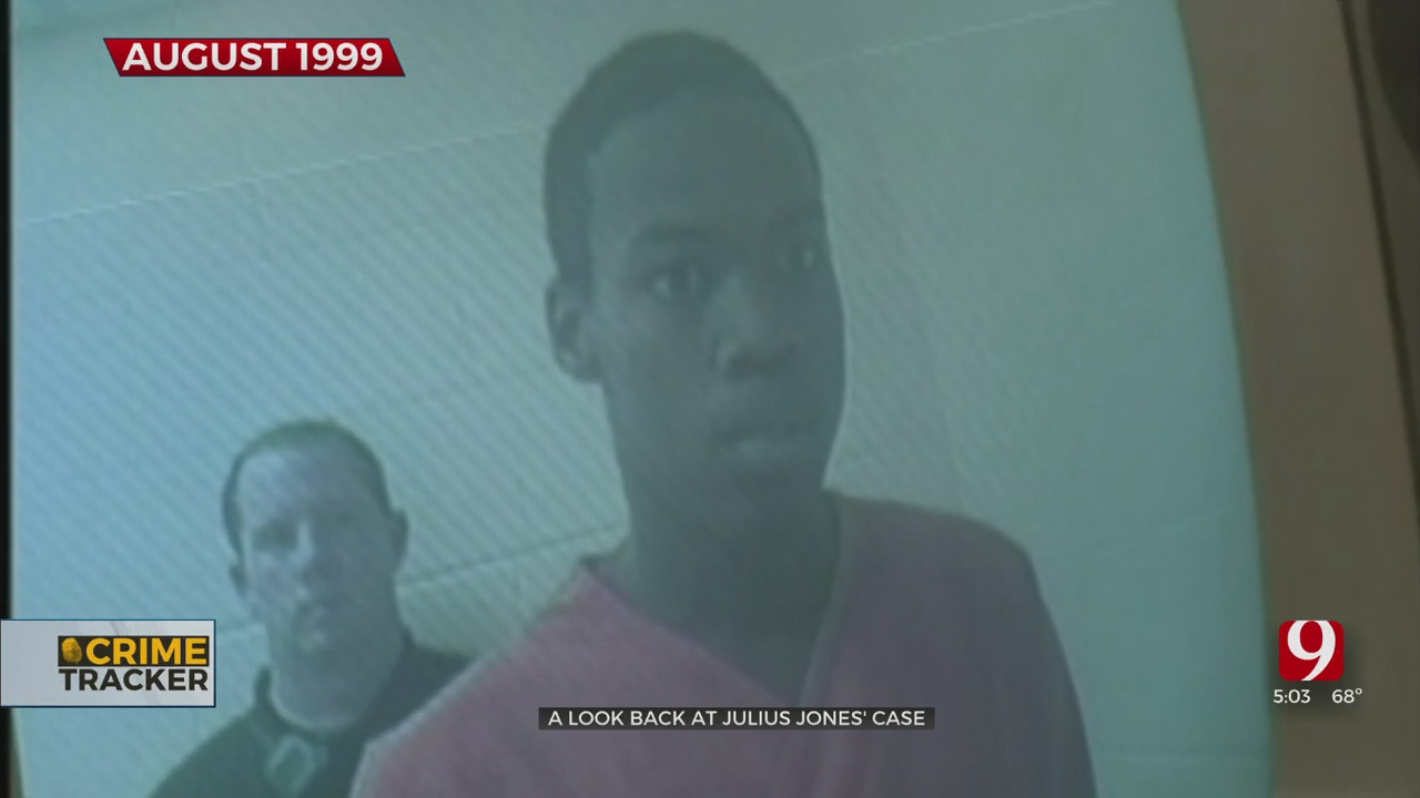 A Look Back At The Murder Case Against Julius Jones