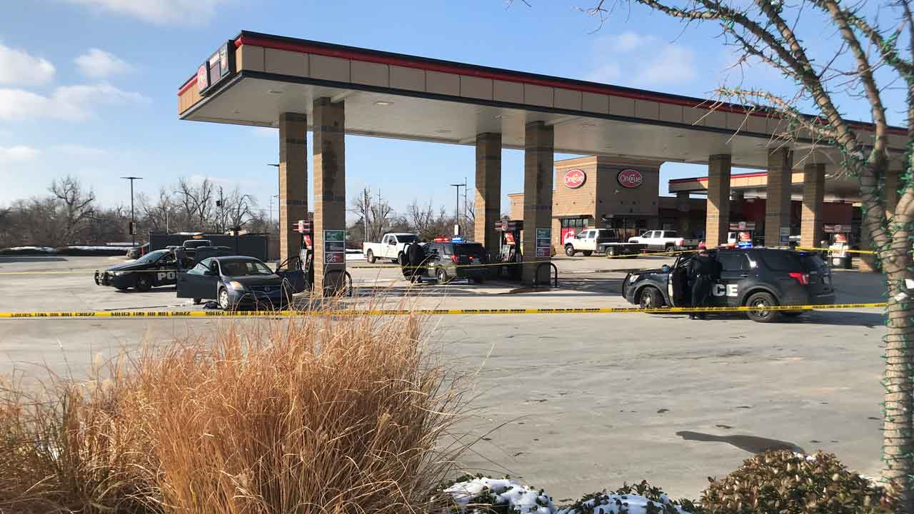 2 Victims Shot At OnCue In NW Oklahoma City