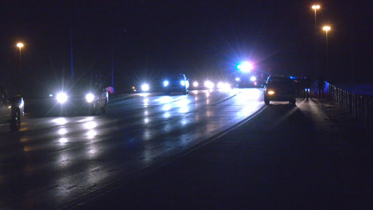OHP Identifies Man Killed In Overnight Traffic Accident
