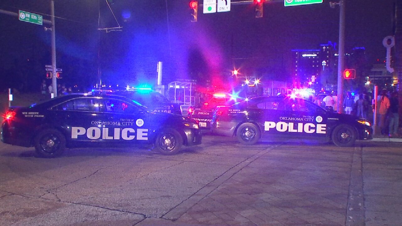 2 Injured In Shooting; OKC Police Searching For Suspected Shooter