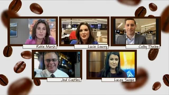 WATCH: Coffee Talk With News 9 This Morning