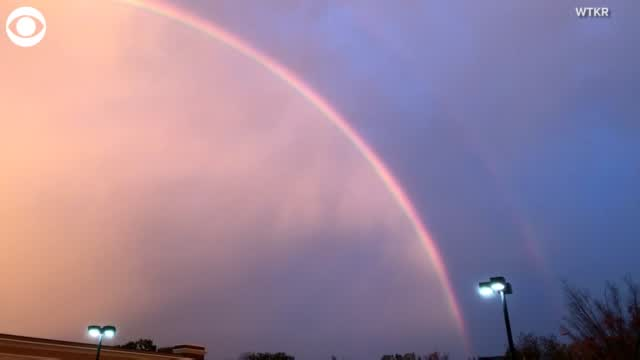 Double Rainbow Spotted