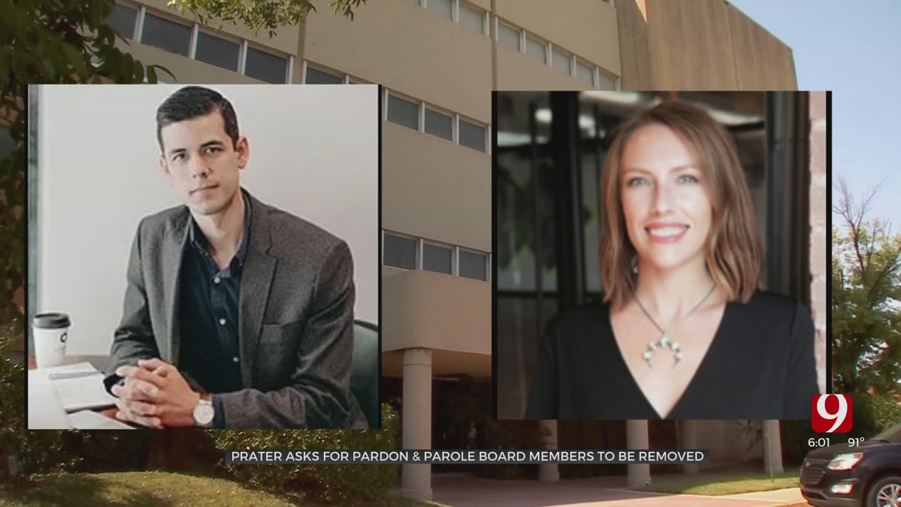 Oklahoma Co. DA Asks For Pardon And Parole Board members To Be Removed