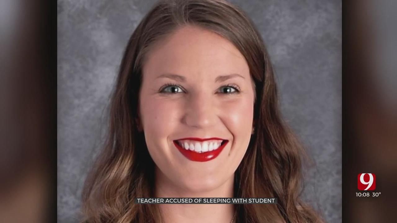 Oklahoma Teacher Accused Of 2nd Degree Rape Makes Court Appearance
