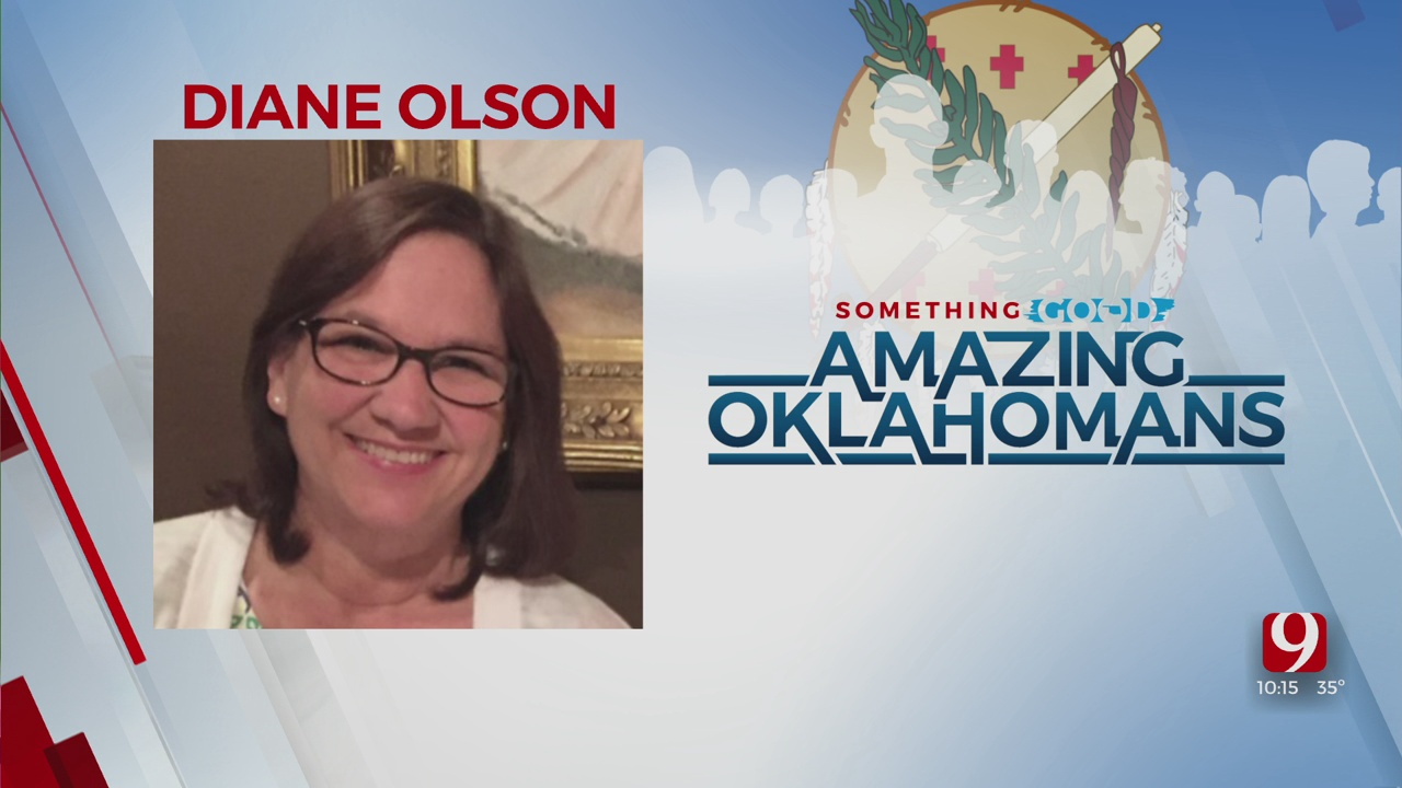 Amazing Oklahoman: Diane Olson