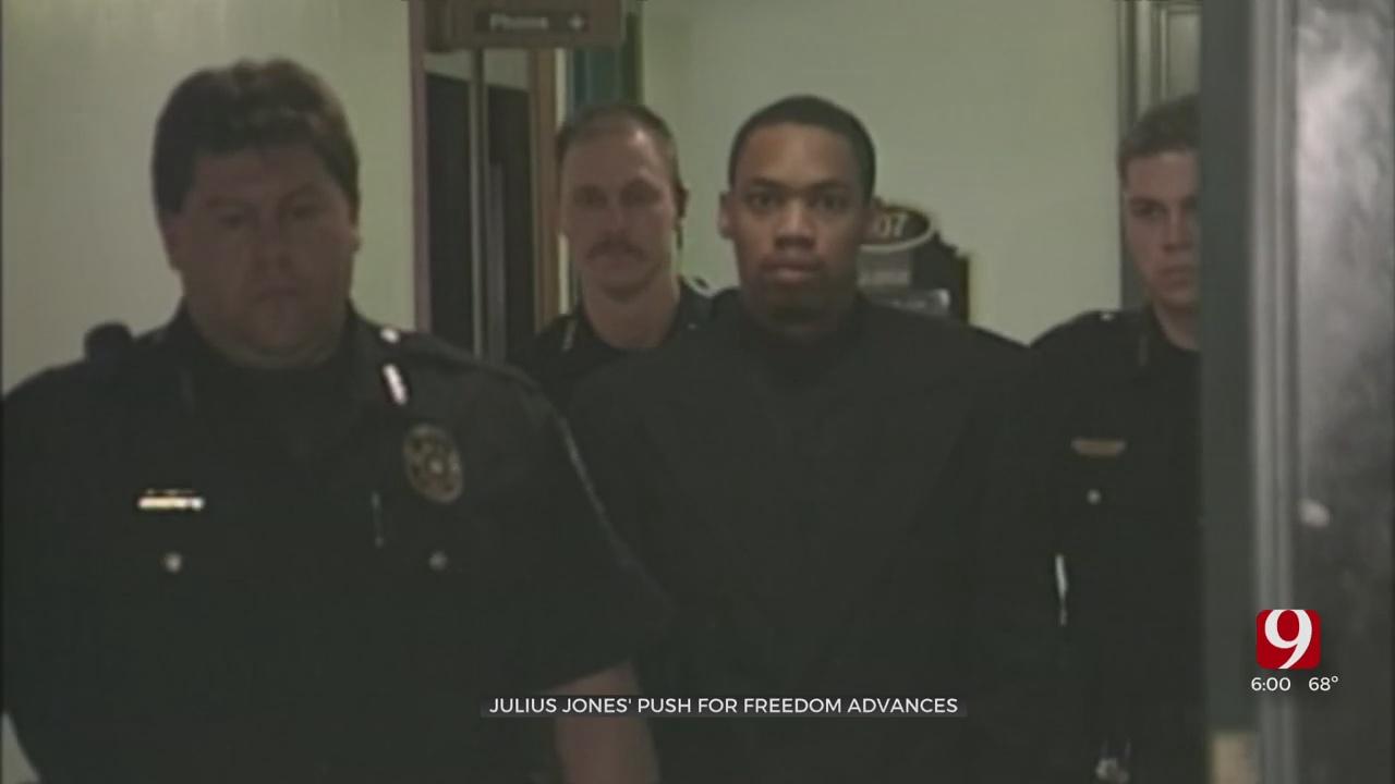 Pardon & Parole Board Approves Julius Jones' Commutation Hearing