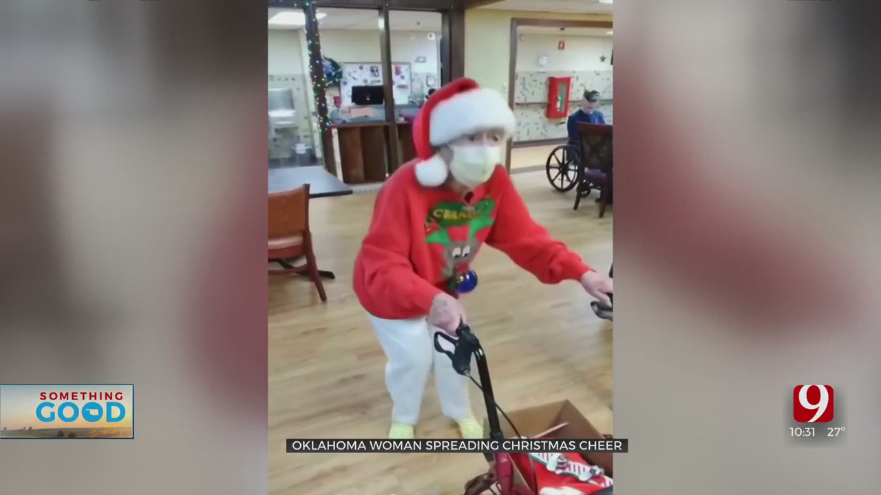 99-Year-Old Beaver County Woman Cuts A Rug In Viral Video