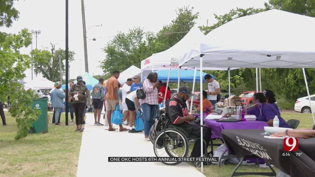 Northeast OKC Street Festival Marks Return, Eyes Future Advancements