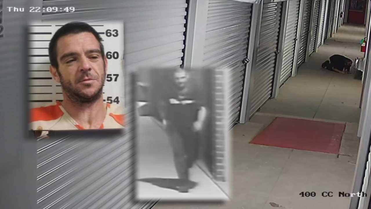 Yukon Man Arrested After String Of Storage Unit Burglaries, Police Now Returning Stolen Items
