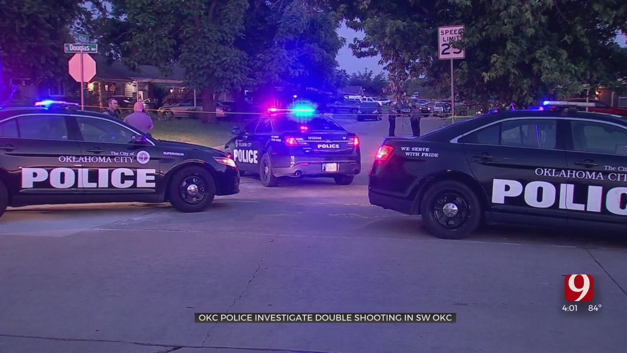OCPD Investigating Double Shooting In SW OKC