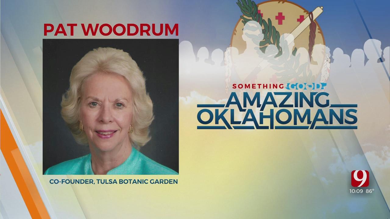 Amazing Oklahoman: Pat Woodrum