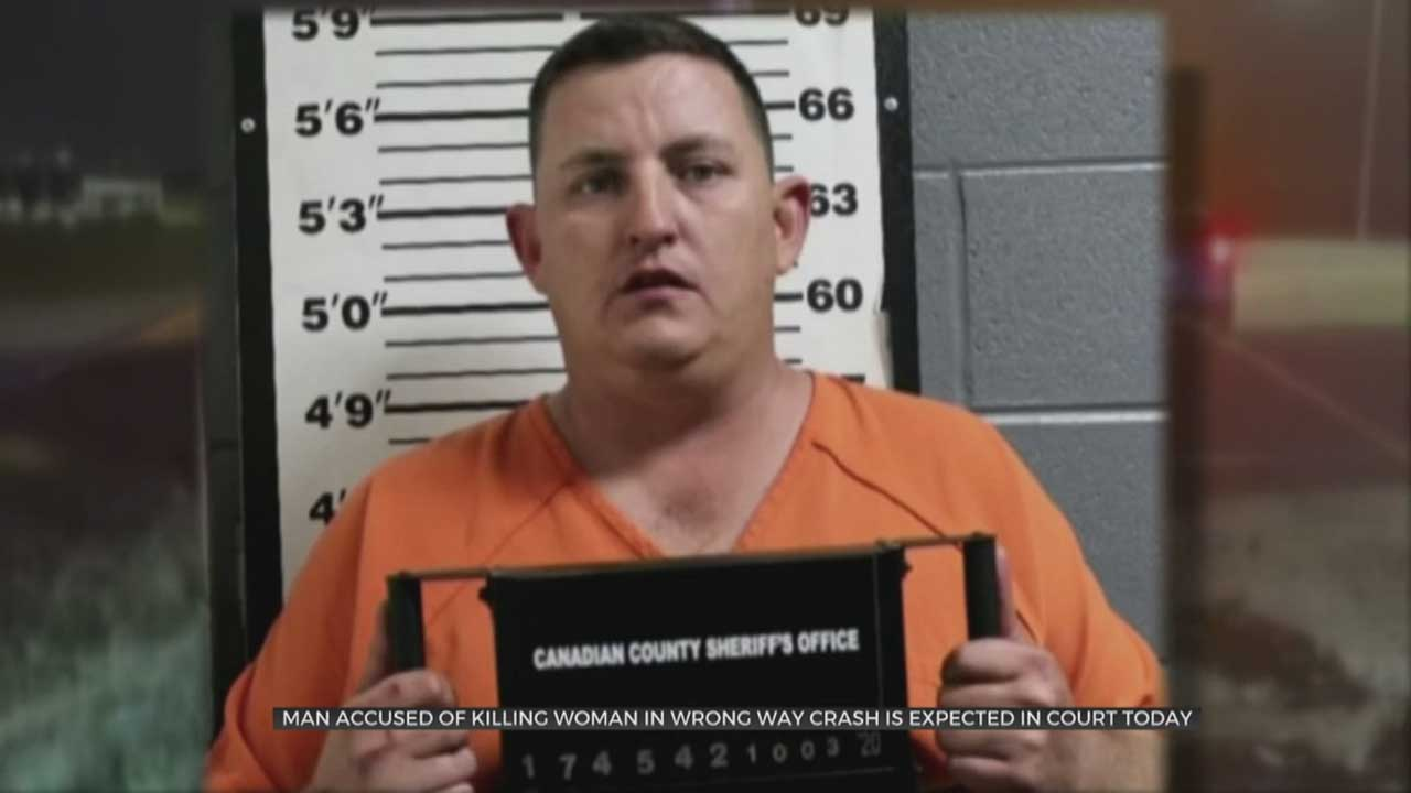 Man Accused Of Killing 19-Year-Old In Wrong-Way Crash To Be Arraigned In Canadian Co.