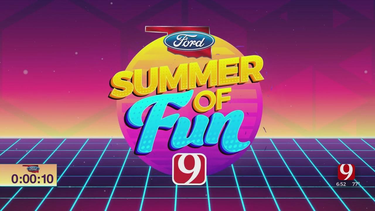 Summer Of Fun Giveaway Winner