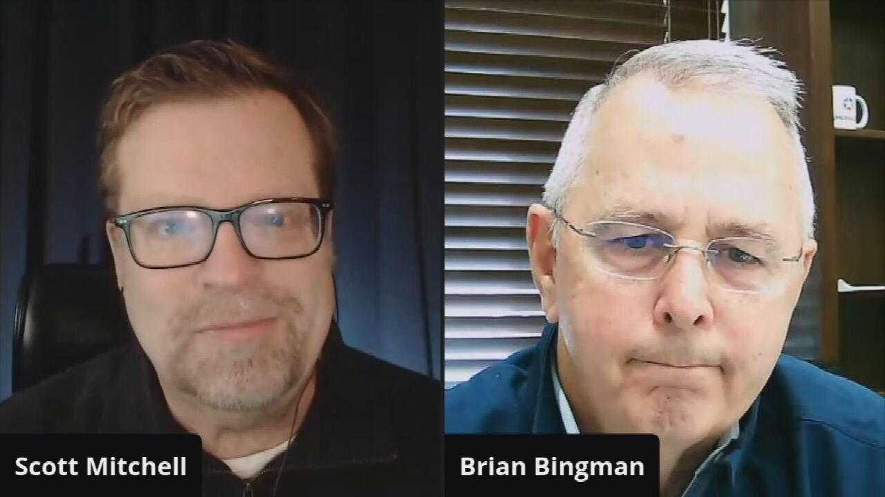The Hot Seat: Secretary Of State Brian Bingman