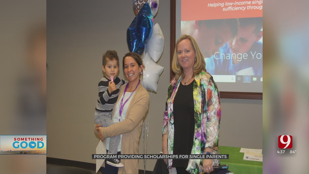 Local Nonprofit Providing College Scholarships To Single Parents