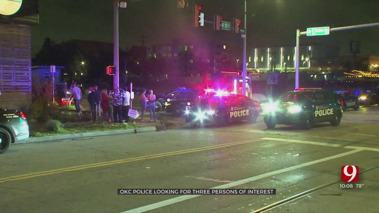 OCPD Release Security Video Following Midtown Shooting