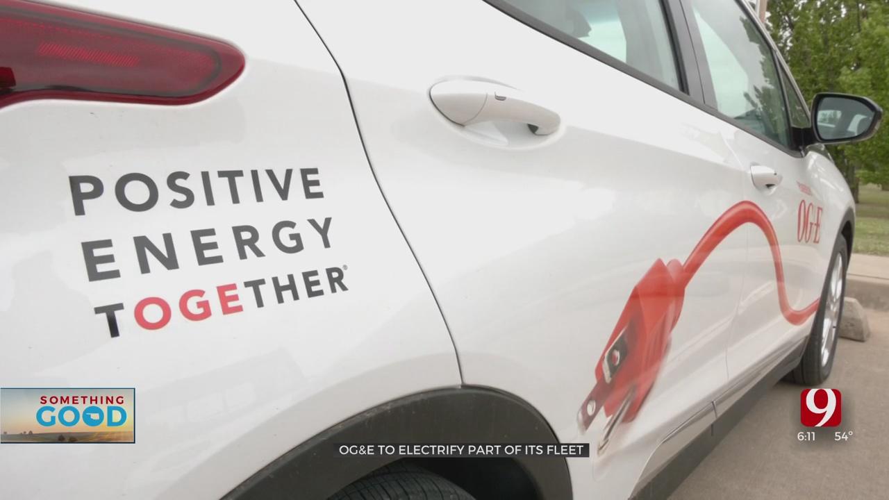 OG&E Sliding Into Electric Era
