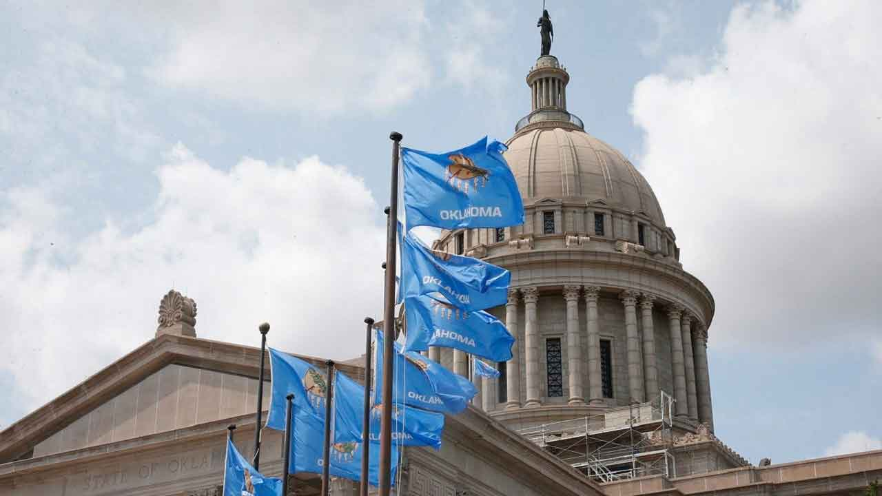 Oklahoma House Speaker Files Legislation To Include 'In God We Trust' On State Buildings