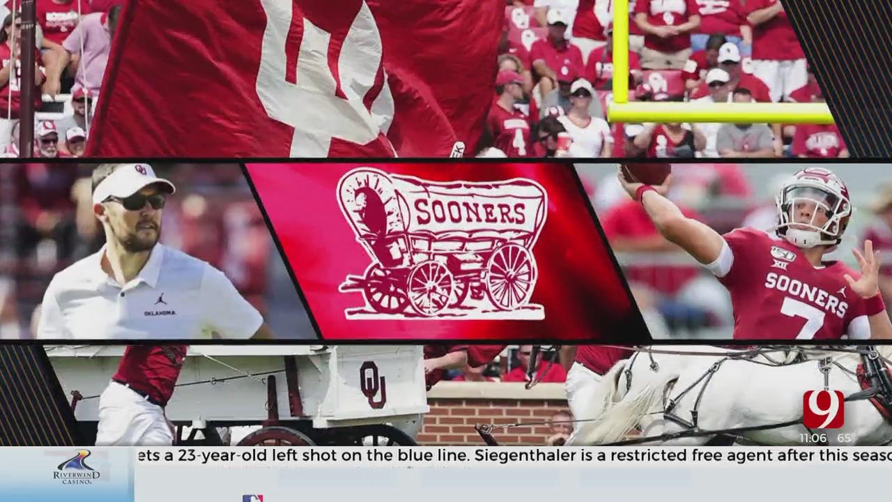 Spring Football Roundup: OU, OSU And Tulsa