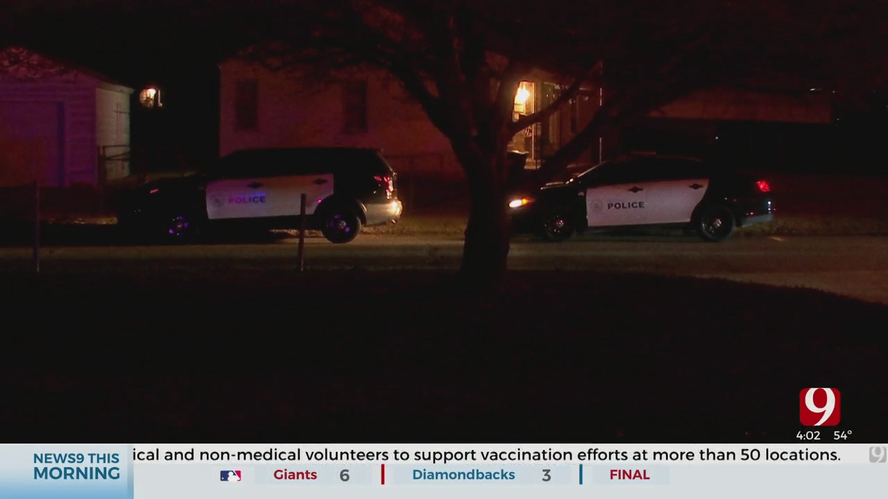 Officer-Involved Shooting Takes Place After Man Fires Shots At Del City Police