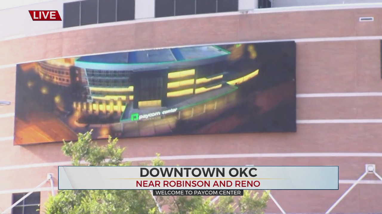 OKC Thunder, Paycom Announce New Naming Rights Partnership For Arena