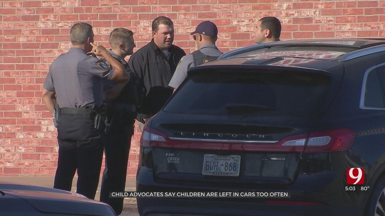 Recent Amber Alert Highlights Child Neglect & Gambling Issues In Oklahoma, Child Advocates Say