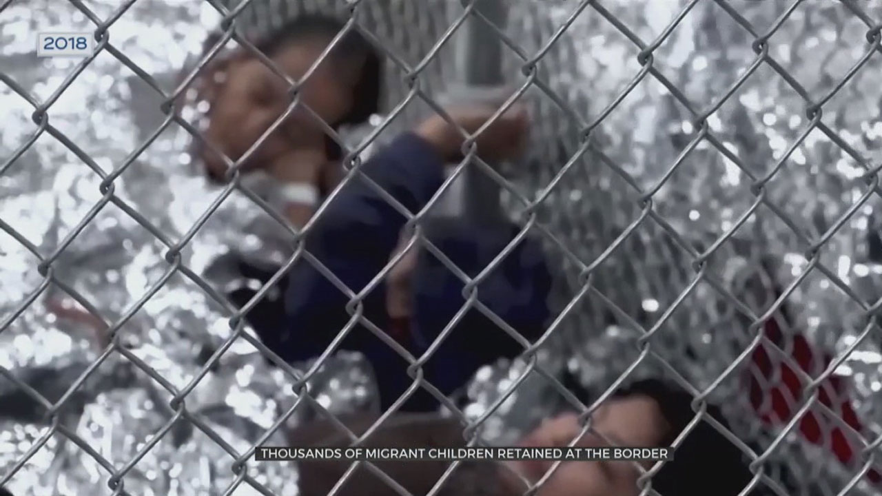 Record 3,200 Migrant Children Stuck In Border Patrol Custody, With Nearly Half Held Past Legal Limit