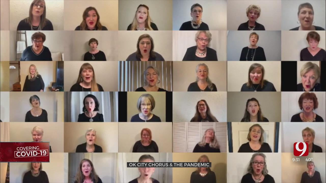 OK City Chorus Adapts To COVID-19 Pandemic