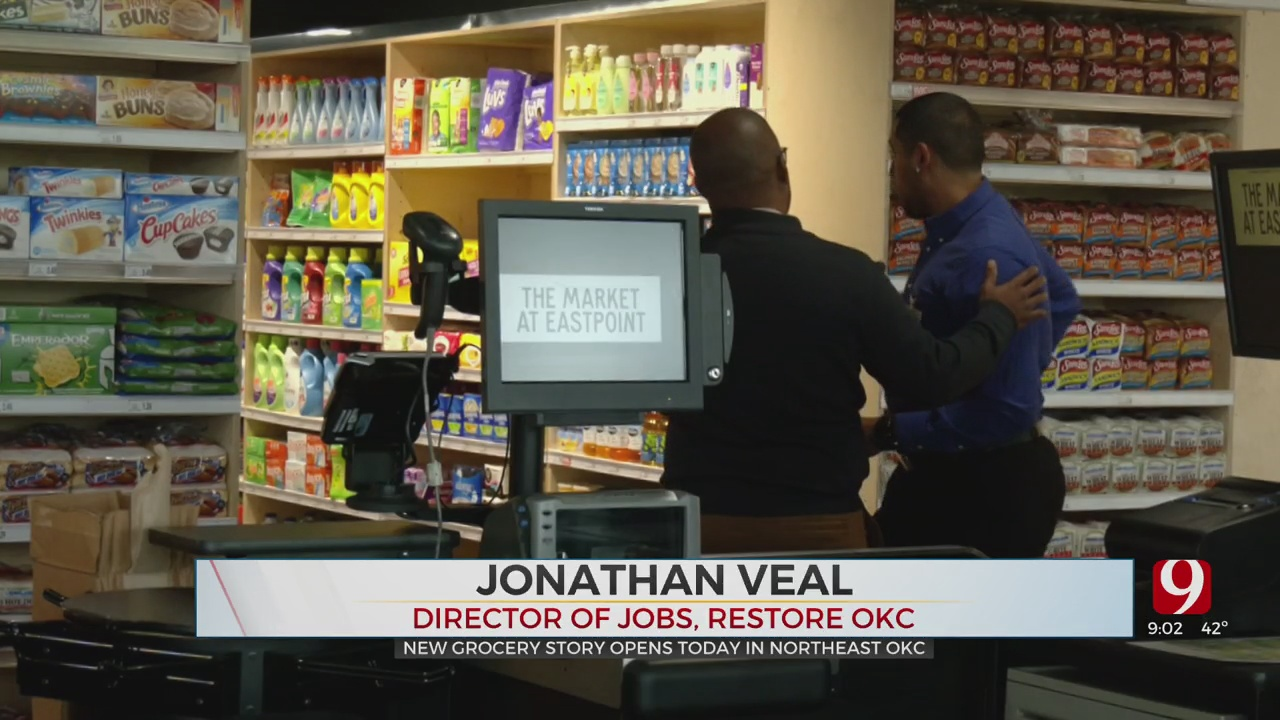 New Grocery Store Opens In Northeast Oklahoma City