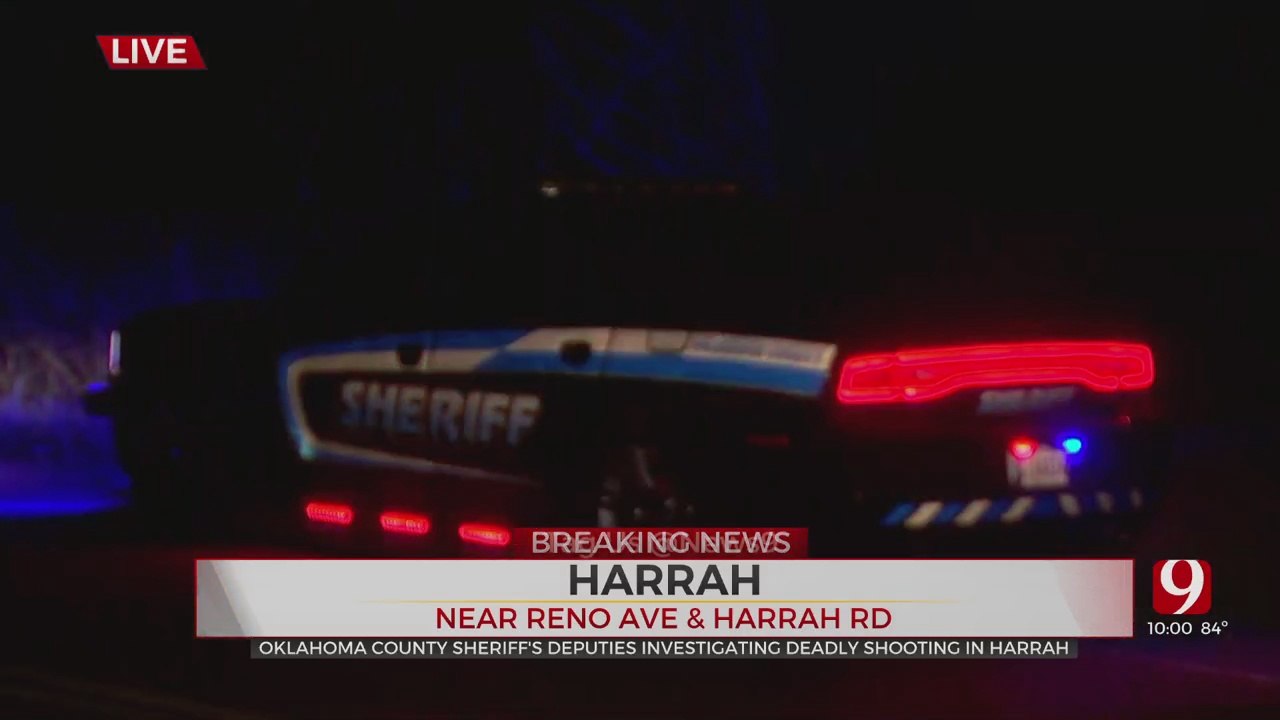One Dead After Deadly Shooting In Harrah