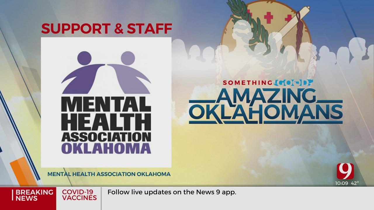 Amazing Oklahomans: Mental Health Association Oklahoma
