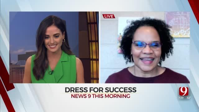 Watch: Dress For Success Impacting Local Women