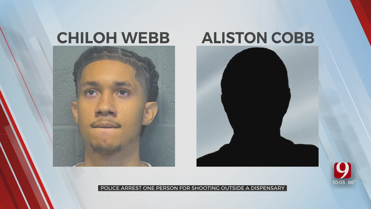 2 Suspects Identified In Shooting Outside OKC Dispensary