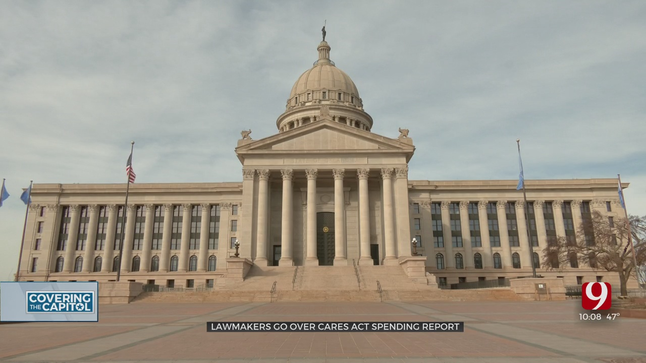 Governor's Office Defends Federal Spending After Critical Report From Oversight Group