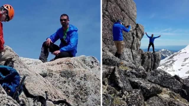 Injured Hiker Who 'Died' In The ER Is Now Alive And Well
